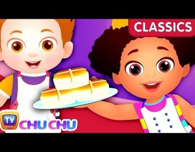 Hot Cross Buns Lyrics Chuchu TV Nursery Rhymes