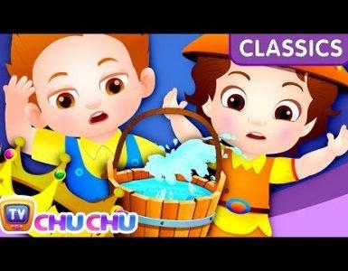 Jack and jill song - Chuchu TV Nursery Rhymes
