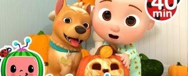 Peek-a-BOO Song Halloween Edition
